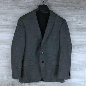 Hugo Boss Huge Genius Slim Fit Wool Suit Blazer